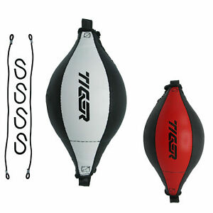 Double End Dodge Speed Ball Boxing Floor To Ceiling Punching Bag MMA