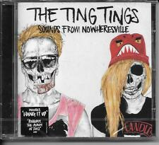 CD The Ting Tings `Sounds from Nowheresville` Neu/OVP Indie-Pop/Rock
