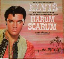 *NEW* CD Soundtrack - Elvis Presley - Harum Scarum (Mini LP Style Card Case)