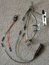 EMG Solderless EZ-INSTALL Wiring 9v Active 2PU 1V 1T BLACK 3Way Long Jack Ibanez