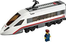 Lego City Railway Engine from High-Speed Passenger Train 60051 NEW