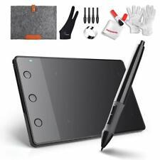 PC Laptop USB Graphics App Drawing Tablet Board Kit Pen Scrolling Plug & Play