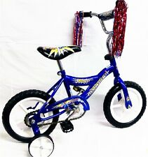 Brand New MY BIKE 12 inch  Bicycle For Boy Color Blue