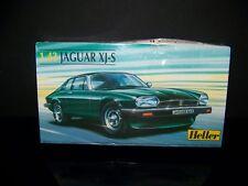 Heller 1:43 Scale Jaguar XJ-S Model Kit - New - Kit # 80183