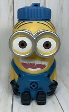 Universal Studios Despicable Me Minion Mayhem Sippy Cup Mug Thermos Sport Bottle