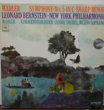Mahler Symphony No 5 in C-Sharp Minor Mahler Kindertotenlieder Jennie  020120LLE