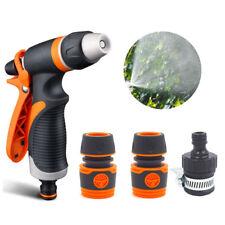 Garden Hose Pipe Spray Nozzle Water Gun Watering Car Washing Cleaning Sprayer