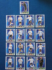 Topps Match Attax Cards - Lot of 17 - Bolton Wanderers - 2009/10 - Orange Back