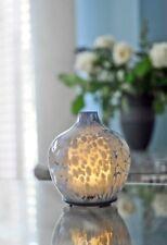 Made by Zen Nitrum MERCURA  Grey & Cream Glass Aroma Mist Diffuser