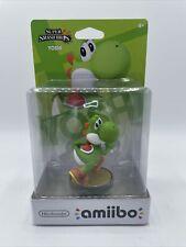 Yoshi Amiibo (Super Smash Bros. Series) NEW Sealed