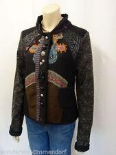 Feine Damen-Pullover & -Strickware mit Knöpfen in Größe 40