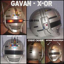 CASQUE GAVAN THE SPACE SHERIFF -GAVAN - X-OR