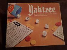 1975 MB Milton Bradley - YAHTZEE Game - vintage - free shipping