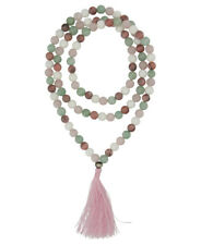 Mala 108 stones necklaces
