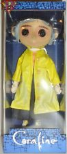 "CORALINE (Raincoat & Boots) 10"" inch Prop Replica Doll Figure Neca 2018"