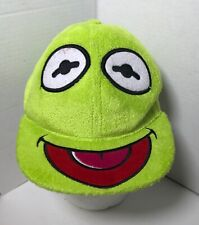 THE MUPPETS STUDIO KERMIT THE FROG HAT SNAPBACK