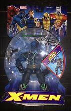 X-Men Classics Marvel Legends 2006 Stealth Beast Normal Face Grappling Hook MOC