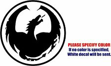 "Vinyl Decal Sticker - Dragon Alliance Circle Car Truck Bumper Window JDM Fun 9"""