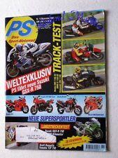 PS 11-97+HUSABERG FE+BMW R 1100 GS+HONDA CBR+SUZUKI GSX-R+YAMAHA YZF+KAWASAKI