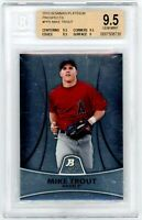 MIKE TROUT 2010 Bowman Platinum Prospects Rookie Card RC #PP5 BGS 9.5 Gem Mint