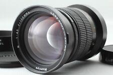 【EXC+4 w/Hood】Mamiya N 150mm f/4.5 L MF Lens for Mamiya 7, 7 II, from JAPAN