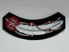 Harley Davidson Owners Group HOG, 2005, Sew-on, Stick-on. Patch Badge. Unused