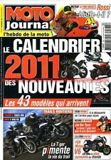 MOTO JOURNAL 1937 BMW R80 GS F650 TRIUMPH Tiger HARLEY Night Road FORD Mustang