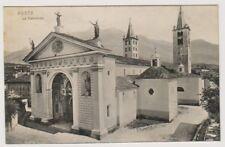 France postcard - Aoste - La Cathedrale