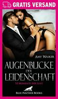 Augenblicke der Leidenschaft   Erotischer Roman von Amy Walker   blue panther bo