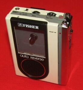 Fisher PH35 Auto Reverse Cassette Tape Player Walkman Including Clip PH 35