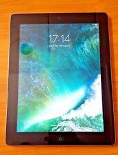 Apple iPad 4th Gen Retina Display 16GB, Wi-Fi, 9.7in - Black A Grade WARRANTY