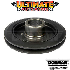 (1 Groove) Harmonic Balancer (3.7L 6 Cylinder) for 70-76 Plymouth Duster