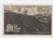 Engelberg Hotel Truebsee Switzerland RP Postcard 463b