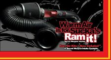 Weapon r Secret Cold Air Intake 02-05 Acura Rsx non type S +FREE Ram Kit
