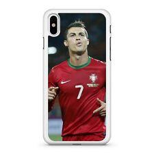 Cristiano Ronaldo CR7 Portugal fantástico jugador de fútbol Deportes del teléfono Estuche Cubierta