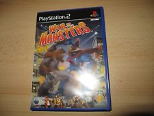 War Of The Monsters PS2 mint collectors   uk pal version