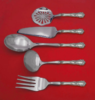 Buttercup by Gorham Sterling Silver Thanksgiving Serving Set 5-Piece Custom Made