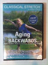Aging Backwards Classical Stretch Essentrics 2-DVD SET 5 Workouts Miranda White