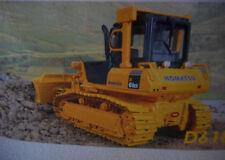 Universal Hobbies Komatsu Diecast Construction Equipment