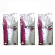 3 Hygedent Chromatic Dental Fast Set Mint Flavored Dust-Free Impression Alginate
