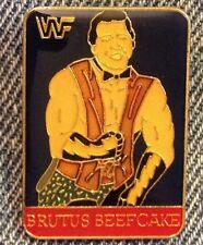 Wrestling Pin~Brutus Beefcake~80's Vintage~WWF~World Wrestling Federation