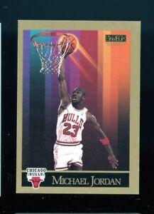 1990 SkyBox Bkb #41 Michael Jordan Chicago Bulls GOLF BACK