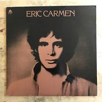 Eric Carmen Self-Titled 1975 Vinyl LP Arista Records AL 4057