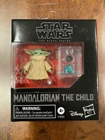 Star Wars Mandalorian The Child Baby Yoda Black Series Action Figure - In Stock