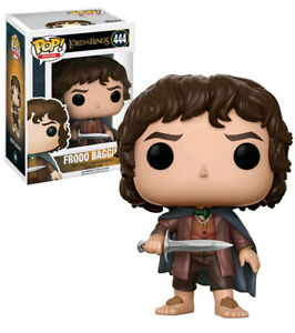 Funko POP! Lord Of The Rings #444 Frodo Baggins - New Mint Condition