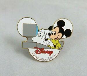Walt Disney World Pin - Reservation Center - Cast Member - Mickey Mouse
