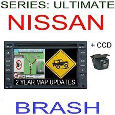 for NISSAN NAVARA D40 2005+ 4X4 GPS DVD NAV ANDROID +CCD CAMERA STEREO STEERING