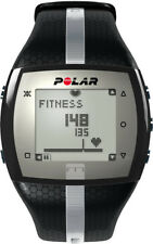 Polar FT7M - schwarz/silber Activity Tracker Fitnesstracker Kalorienverbrauch