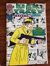 New listing Dick Tracy Comic Book . The Origins of a Famous Detective