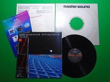 Herbie Hancock - Future Shock /Japanese MASTER SOUND Pressing Vinyl LP W/OBI P79